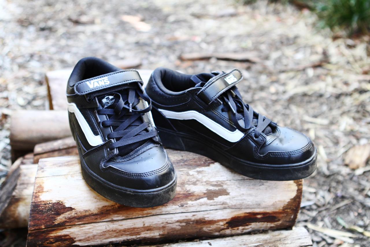 vans mtb clip shoes